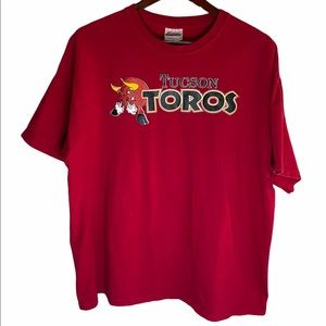 Hanes Heavyweight Tucson Toros Shirt | XL | EUC!